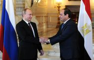 Russian tourists expected to return after Putin's visit to Egypt