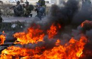 Clashes in Palestine after Trump's decision