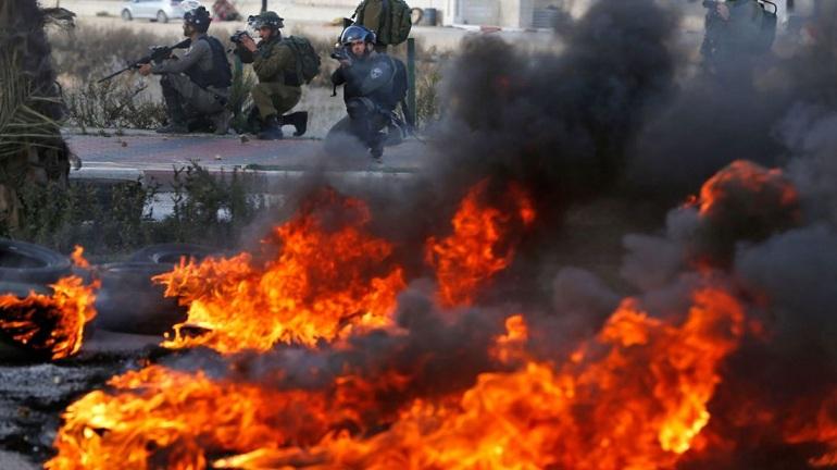 Israeli strikes killed two Palestinians in Gaza Strip
