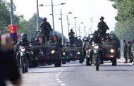 Malaysian army ready to move for Jerusalem