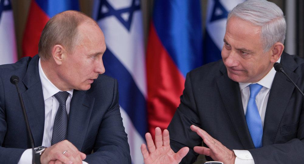 Putin, Netanyahu to hold meeting to discuss international issues