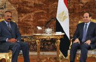Eritrean president winds up two-day visit to Egypt