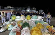 Navy: attempt to smuggle drugs through Red Sea foiled