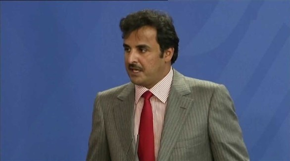 Qatar ongoing coup show