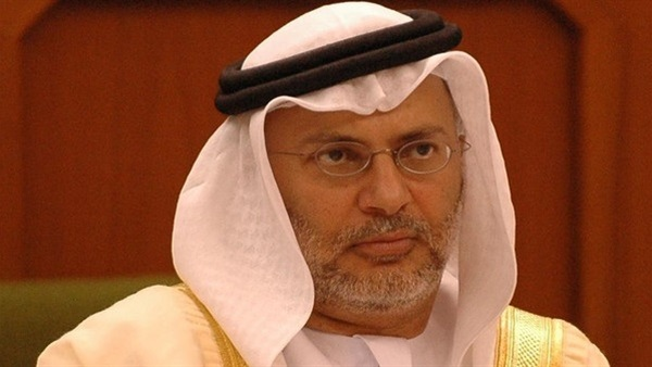 "Gargash: Arab coalition ""reasonable"" in securing Hodeidah"