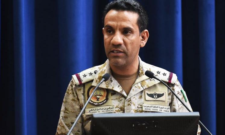 Arab Coalition: Houthi's intransigence thwarted all political efforts