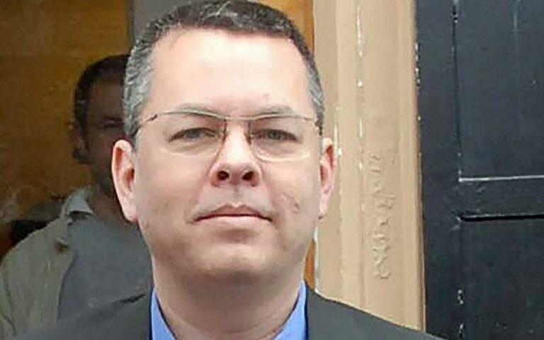 US Pastor placed under house arrest in Turkey
