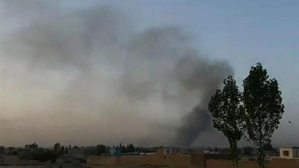 Intense fighting in Afghan city Ghazni as Taliban presses