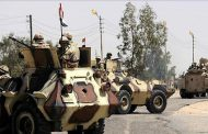 Egyptian forces kills 12 militants in Sinai