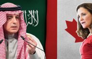 Iraq concerned over Saudi-Canadian relations
