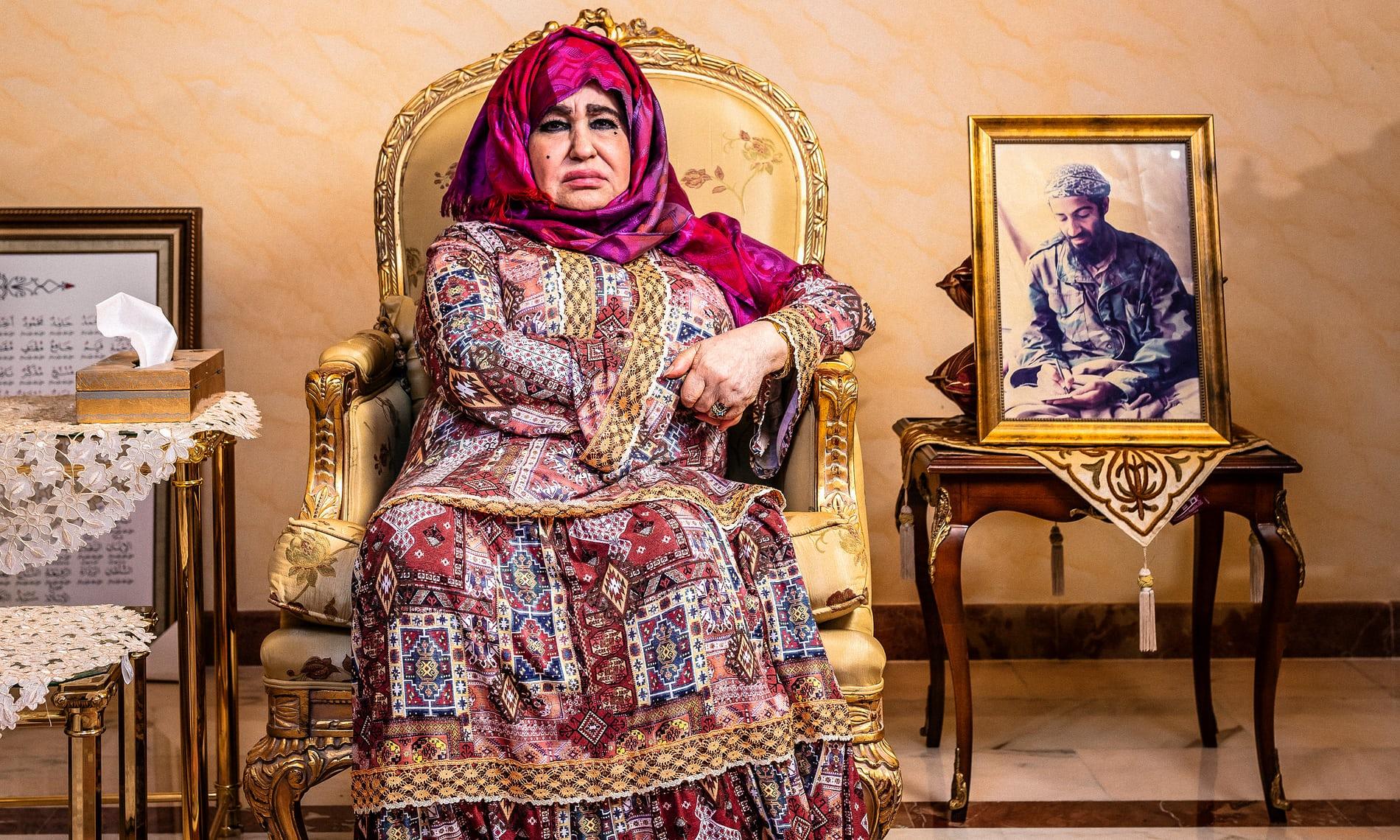 La mère d'Oussama ben Laden s'exprime pour la première fois après la mort de son fils