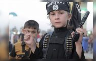 ISIS children remain to be ticking time bombs
