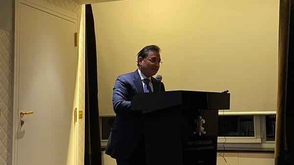 Ali dwells on details of Turkish interference in Libya
