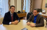 Ali dwells on Libya, Turkish interference in interview with Atlantico