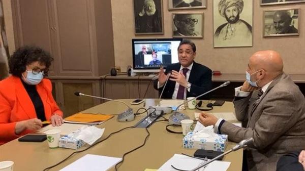 Ali reveals scenes of investigation with him due to terrorist Adel Habbara