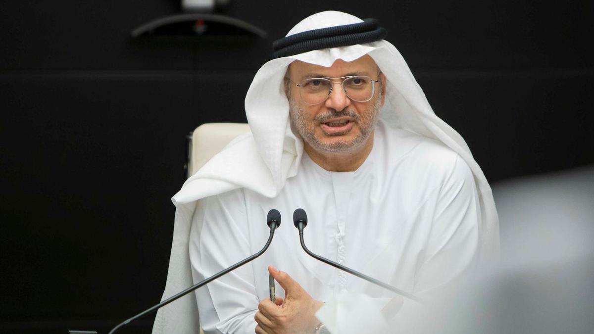 UAE says Turkey should drop backing for Muslim Brotherhood to mend ties