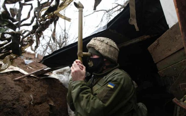 Russian Military Buildup Raises Tensions, Risks Of Broader Conflict Over Ukraine