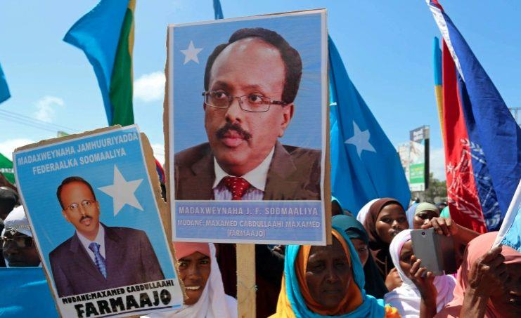 Somalia Parliament Extends President Farmajo's Term