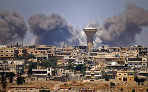 War Ordnance Claims the Lives of More than 100 Syrian Civilians