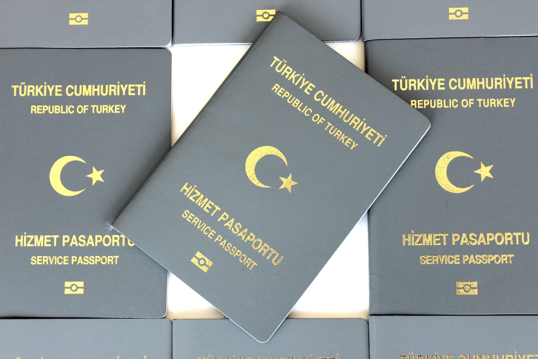 Germany investigating abuse of Turkish 'grey' passports