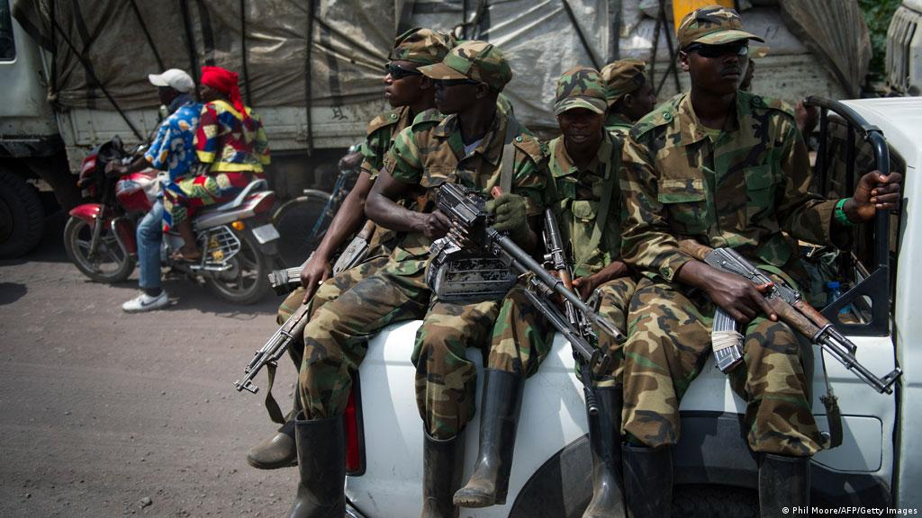 DR Congo imposes military rule in regions under 'state of siege'