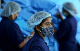 British Scientists Warn over Indian Coronavirus Variant
