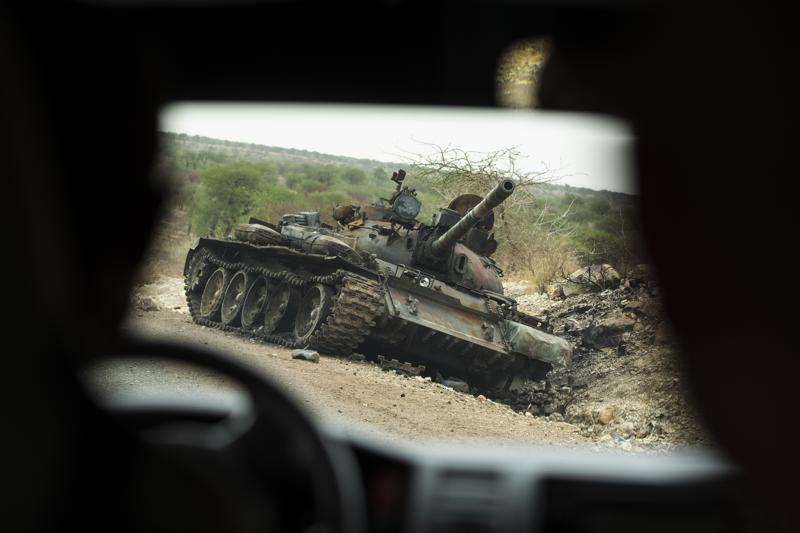 Ethiopia 'At a Crossroads' Amid Spiraling Ethnic Conflict