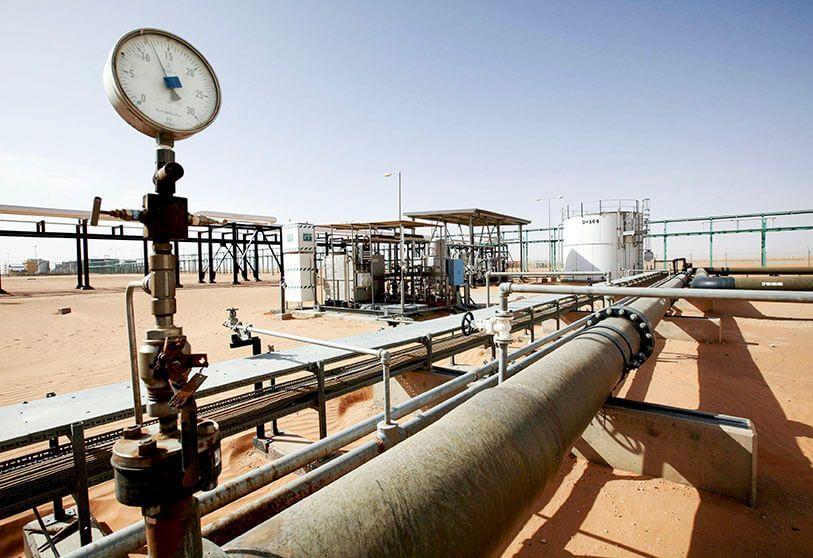 Post-destruction rehabilitation: Libya's oil flowing despite lack of operating budget