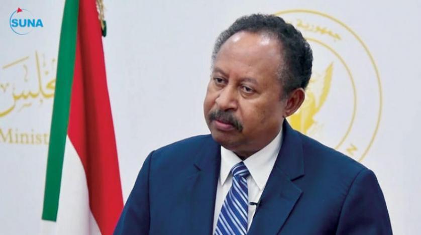 Hamdok Stresses Need to Reach Binding Agreement on GERD