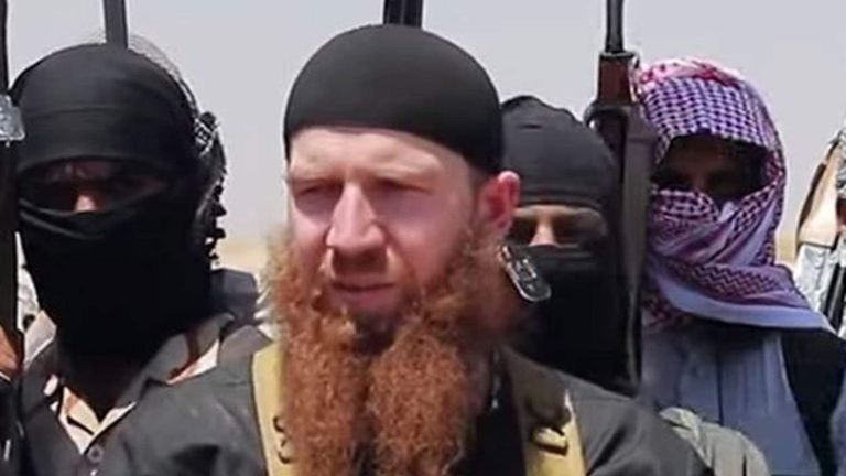Umar Shishani gets 20 years for trying to provide material support to ISIS