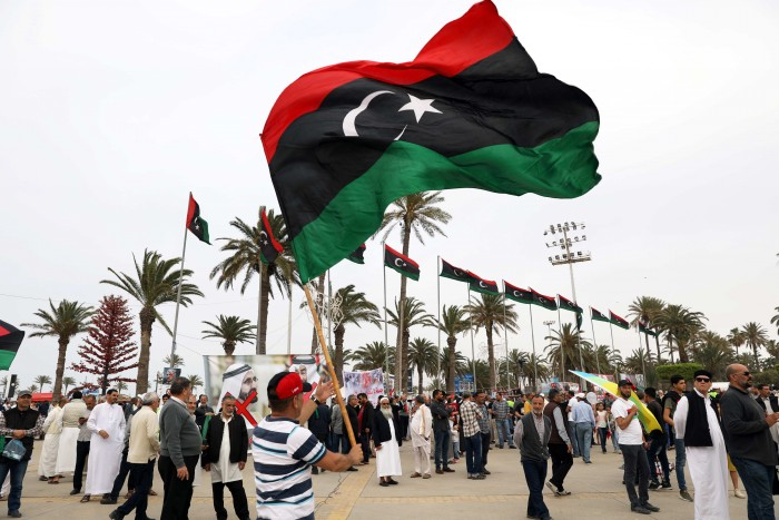 Libya's Brotherhood changing its face with eyes set on internal gains