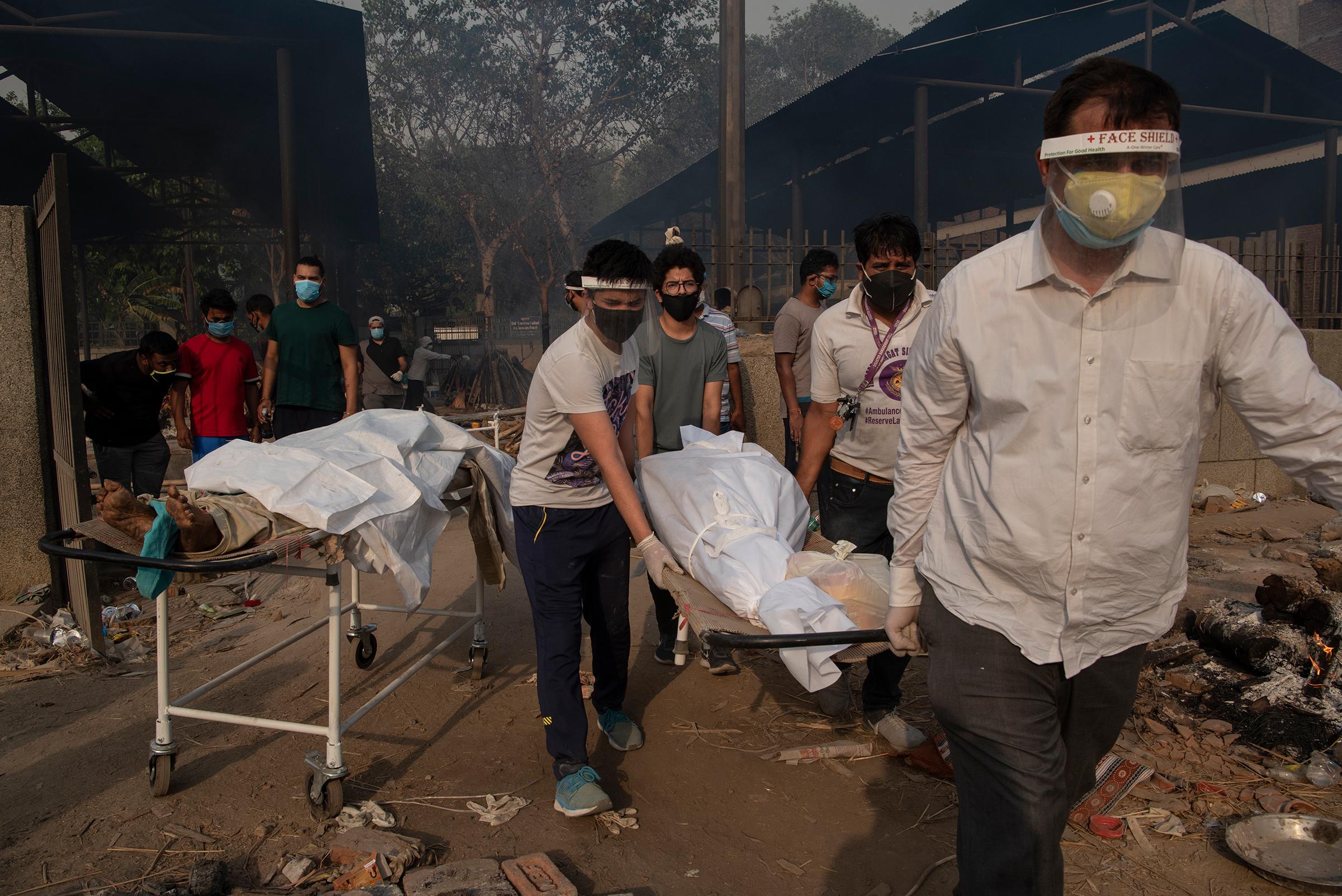 India's coronavirus caseload hits 20 million