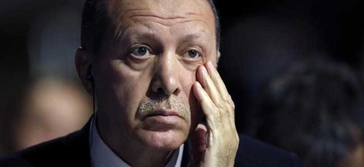 Erdoğan 'saddened' by Greek-Egypt cooperation
