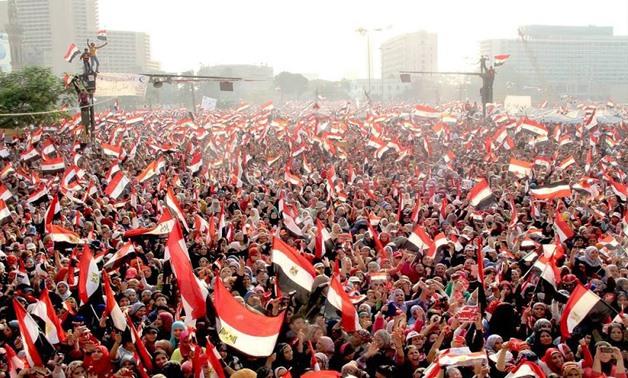 Yemenis dream of repeating Egypt's June 30 revolution and overthrowing Brotherhood in Taiz