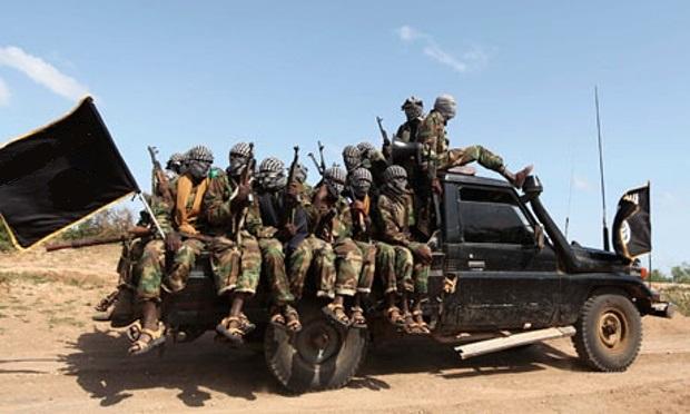 DOZENS OF AL-SHABAAB TERRORISTS KILLED IN SOMALIA EXPLOSION: REPORT