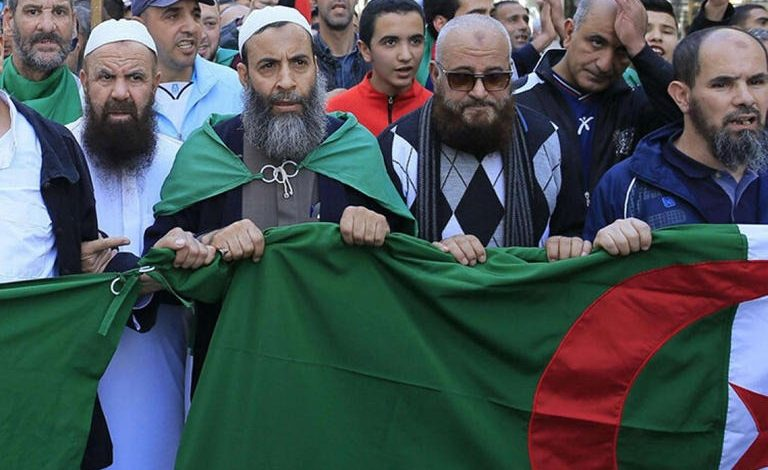 Brotherhood trying to reproduce bloody years in Algeria
