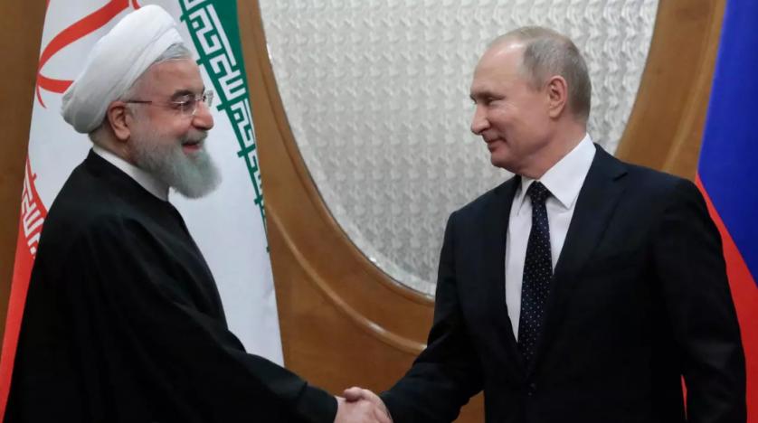 Putin Denies Russia Preparing to Give Iran Advanced Satellite System
