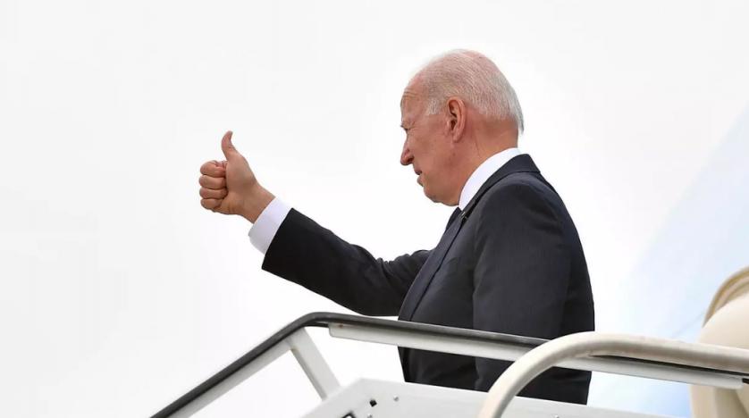 Biden Leaves Washington to Meet Allies, Putin