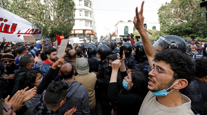 Tunisia's Saied threatens to take action against violations