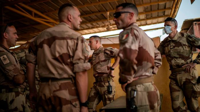 France to cut back military operations in Sahel