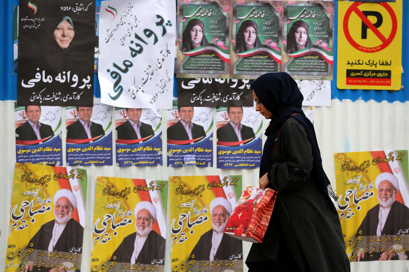 Boycotters are infidels: Iranian elections between mullah fatwas and opposition campaigns