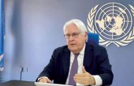 Griffiths Hails Saudi 'Exceptional Efforts' to End War in Yemen