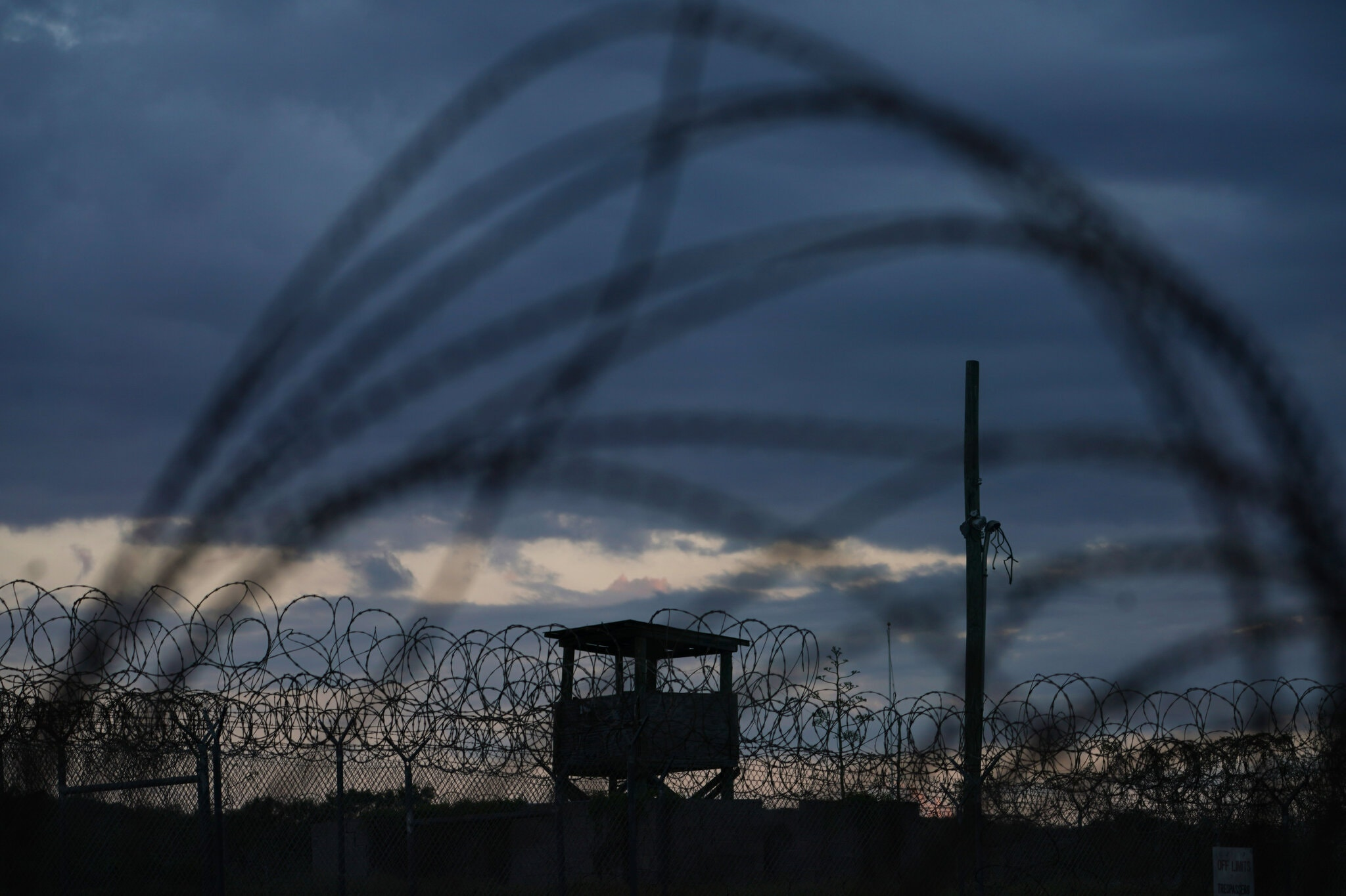 Biden Administration Transfers Its First Detainee from Guantánamo Bay