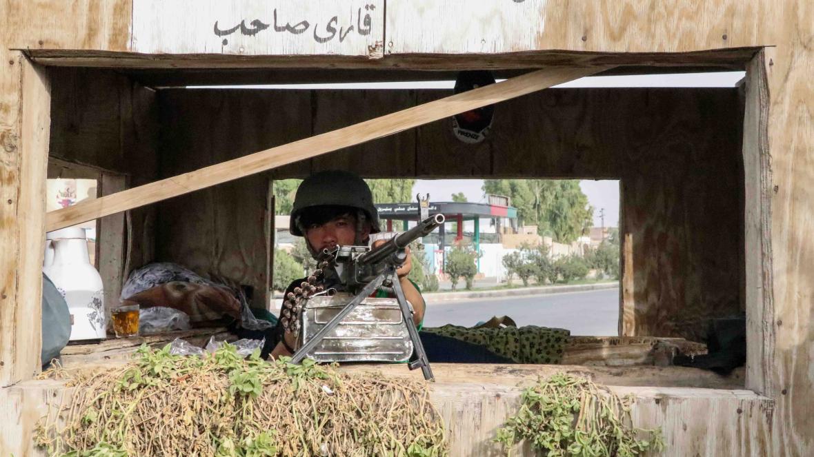 Taliban muster for mass attack on Kandahar city