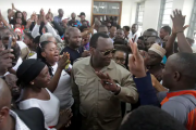 After a Tanzanian opposition leader's arrest, hopes for a democratic turn fade