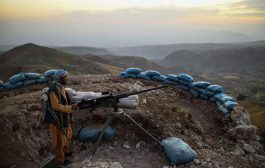 U.S. Strikes Taliban Targets in a Show of Force in Afghanistan