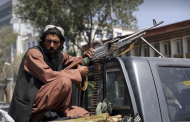 7 killed in Kabul airport chaos as Taliban patrols capital