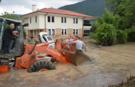 Turkey battles fresh disaster as floods hit country's north