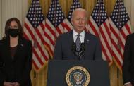 We will get you home.' Biden vows to rescue Americans despite mayhem in Kabul.