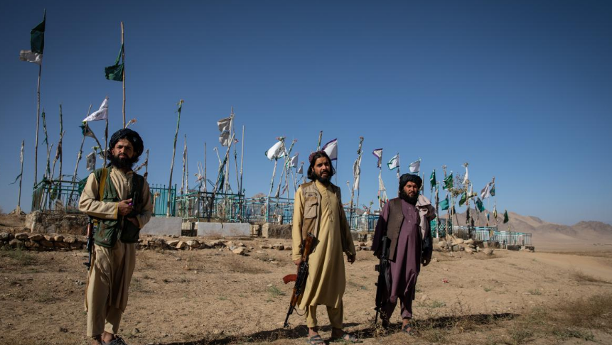 Taking tea with the Taliban commander whose unit ran a school for suicide bombers